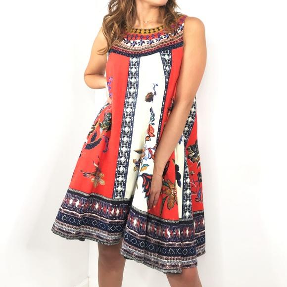Anthropologie Dresses & Skirts - ANTHROPOLOGIE MAEVE Cirque Swing Dress